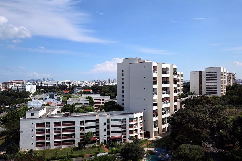 Affinity at Serangoon @ Serangoon North Estate and Serangoon Gardens (Formerly Serangoon Ville, Enbloc)